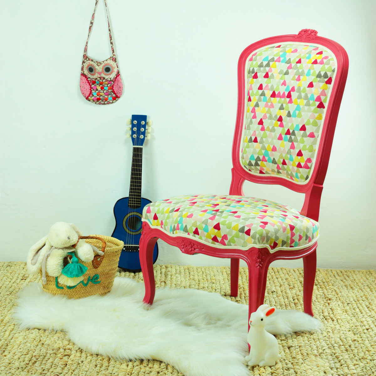 "Chaise ""Melody N."""