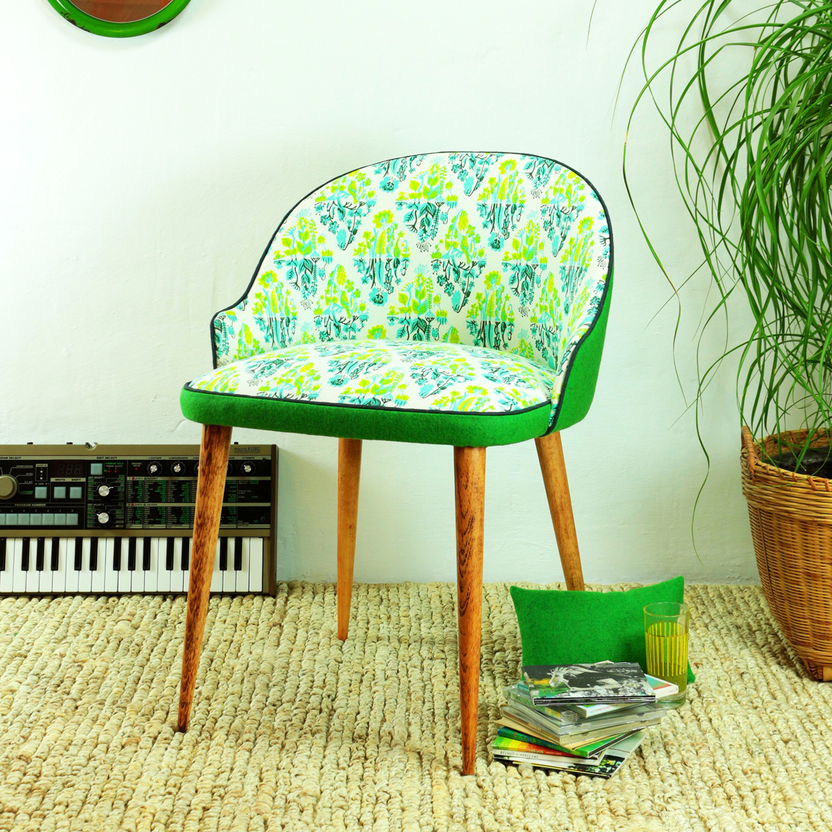 "Chaise ""Green River"""